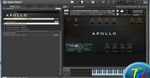 Descargar Libreria Apollo: Cinematic Guitars - Vir2
