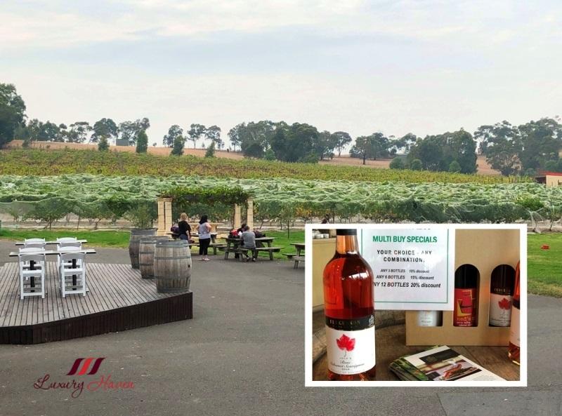 gray line australia yarra valley wine tasting tour