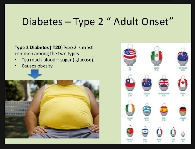 Diabetic Onset in Adult