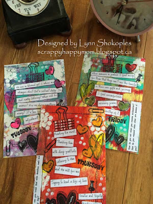 Numbers Devotional Cards by Lynn Shokoples