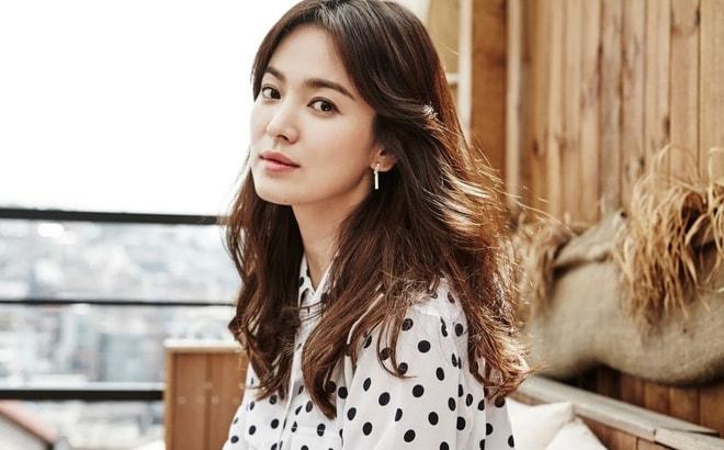 Học lỏm tuyệt chiêu trị mụn của nữ hoàng mặt mộc Song Hye Kyo -3
