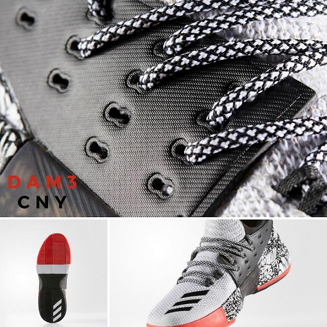 Dame3 CNY | Adidasnation