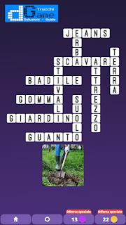 Soluzioni One Clue Crossword livello 9 schemi 2 (Cruciverba illustrato)  | Parole e foto