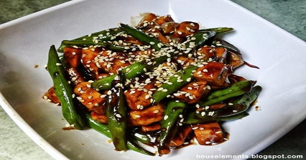 Tofu And Beans Recipe