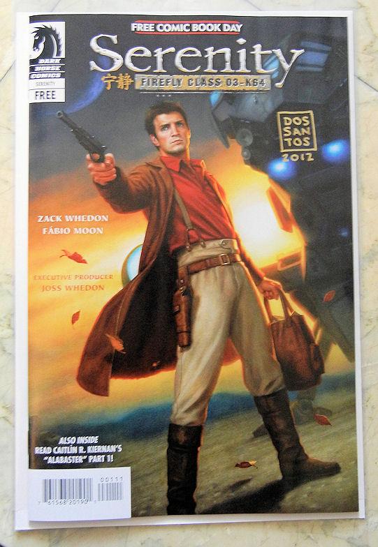 Free Comic Book Day 2012 - May 5, 2012