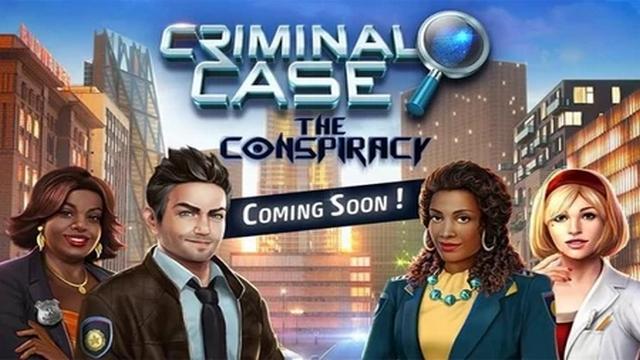criminal Case the conspiracy hile apk