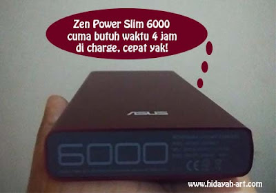 review asus zenpower slim