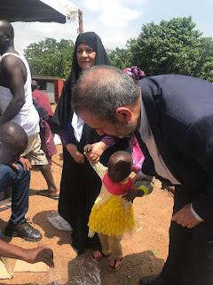 Eid-al-Fitr: Iran Embassy Partners with NGO to Celebrate at IDP Camp, Abuja