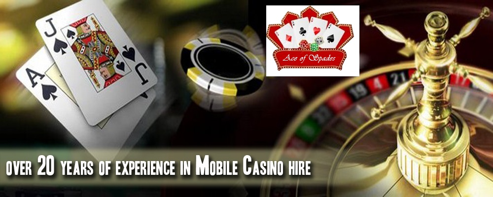 Mobile Casino Hire