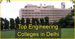 Top 25 Engineering Colleges In Delhi