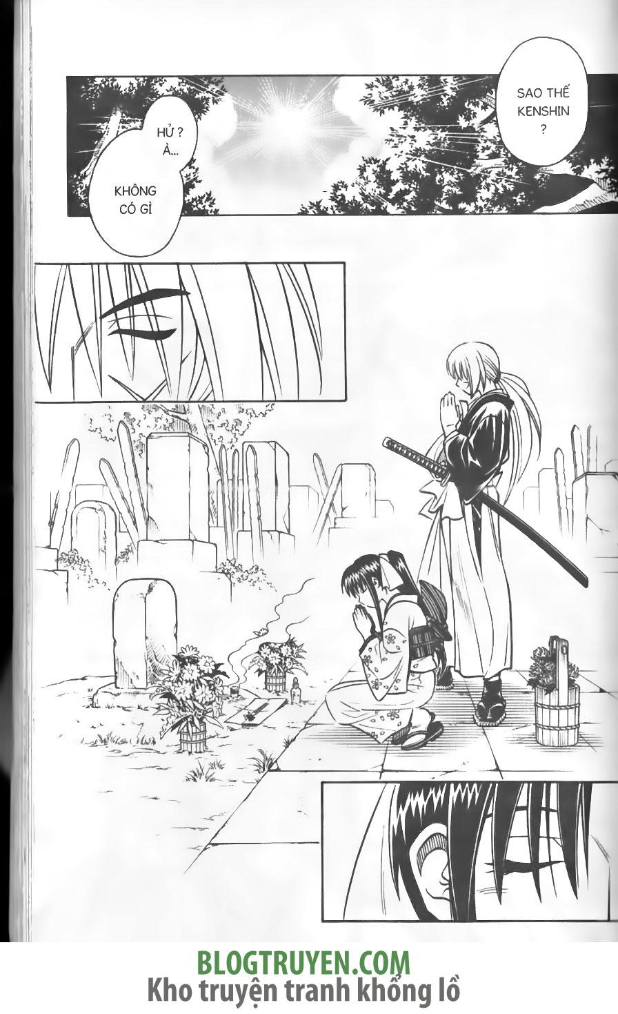 Rurouni Kenshin chap 251 trang 9