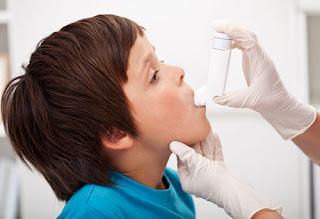 Bệnh hen suyễn ở trẻ em thường gặp ở mùa lạnh