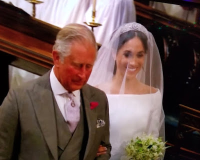 The priceless look on Meghan Markle