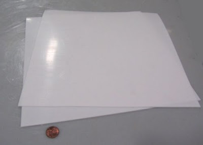 PTFE Virgin Sheet
