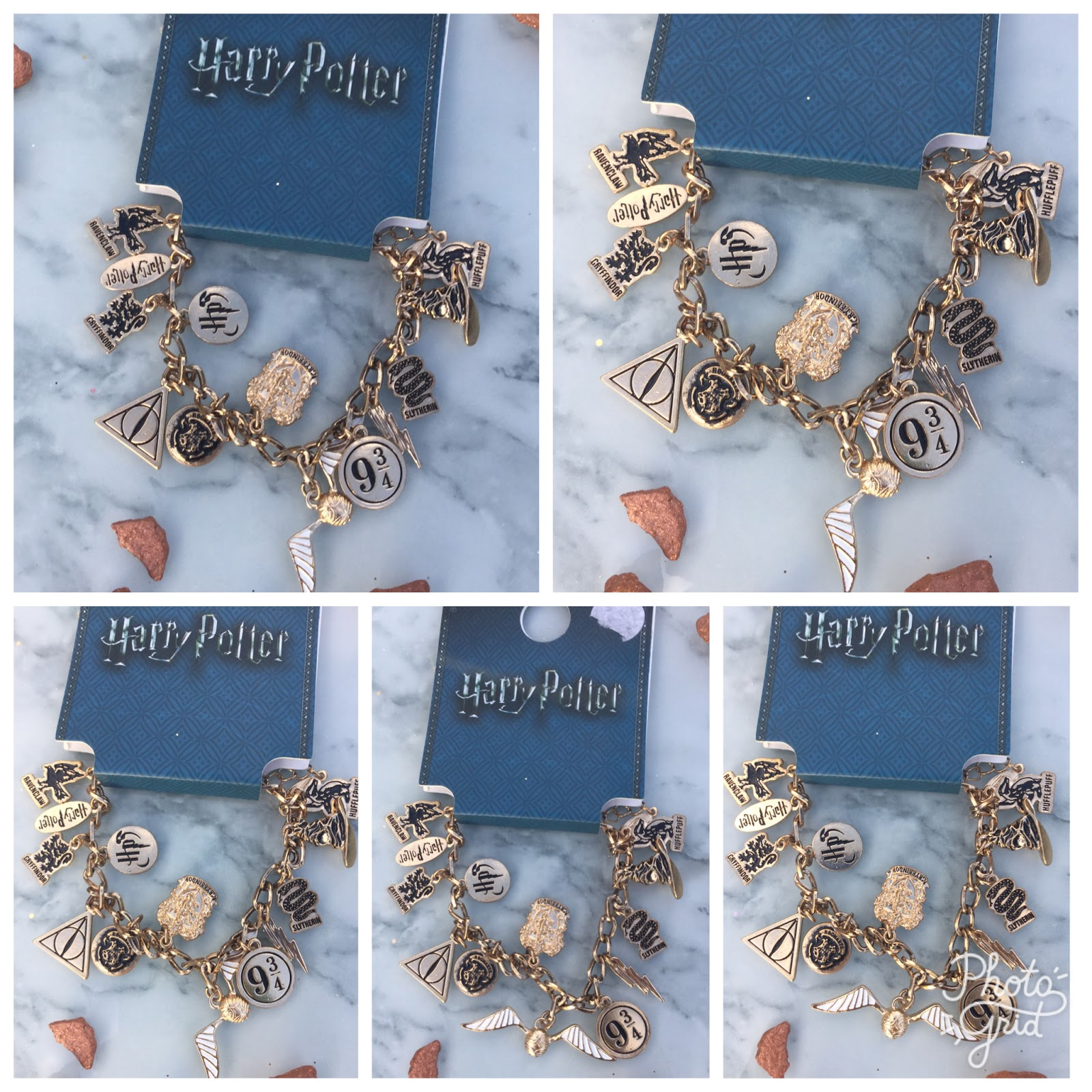 Win Harrypotter Primark Jewellery