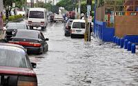 CLIMA: Vaguada seguirá provocando aguaceros hoy y mañana en gran parte del país