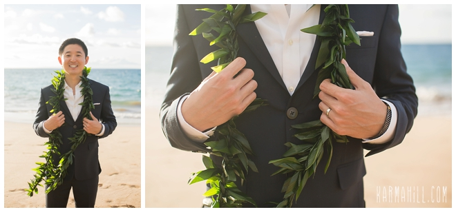 Maui Beach Wedding