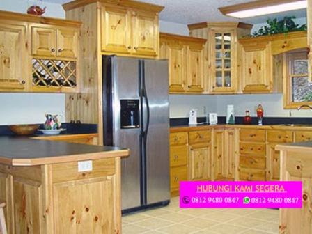 Kitchen Set Jati Belanda Murah Di Sentul 0812 9480 0847