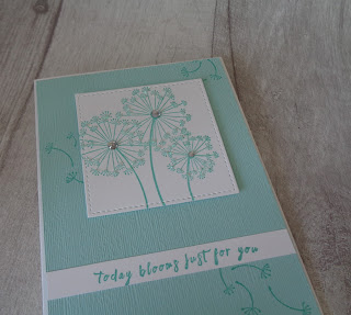 Craftyduckydoodah!, Dandelion Wishes, July 2018 Coffee & Cards Project, Stampin Up! UK Idependent Demonstrator Susan Simpson, Supplies available 24/7 from my online store, #lovemyjob,
