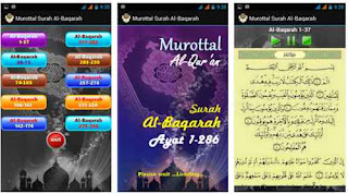 aplikasi android surah al baqarah