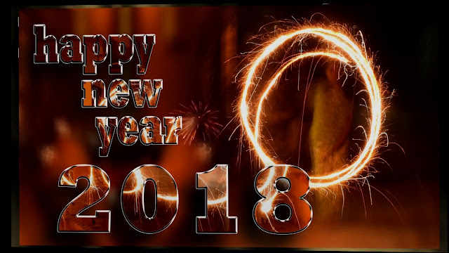 Latest Happy New Year 2018 Images And HD Images Of Happy New Year 2018