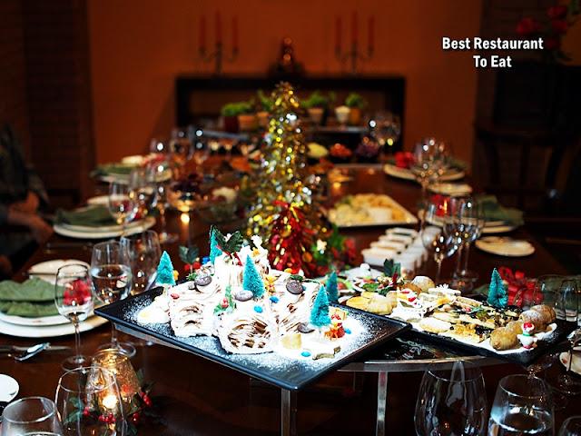 CHRISTMAS 2018 DINNER & NEW YEAR 2019 @ TUSCANY ITALIAN RESTAURANT