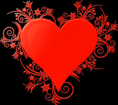 ZOOM DISEÑO Y FOTOGRAFIA: corazones con efectos para san