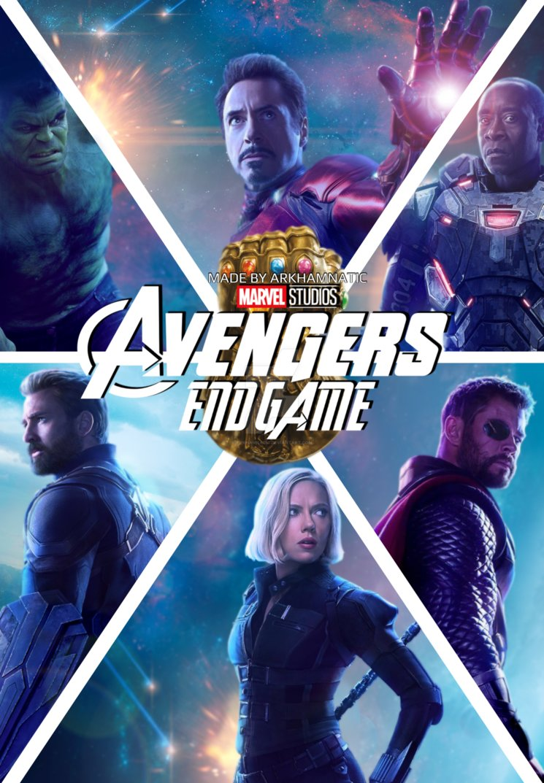 Avengers Endgame Poster 4k Avengers Endgame Full