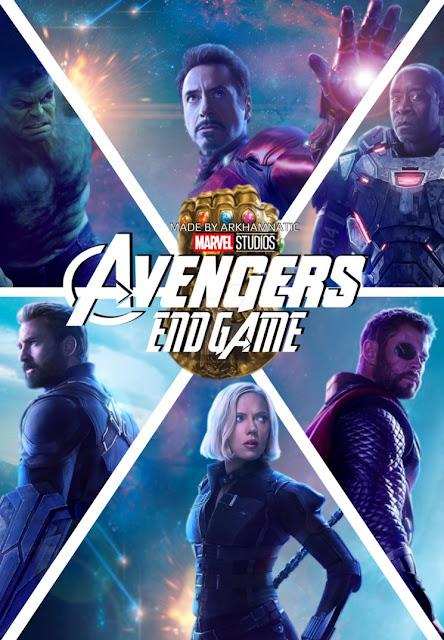 Avengers Endgame Movie Free Download Avengers Endgame Poster By
