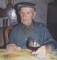 De kranige honderdjarige Ephrem Otte