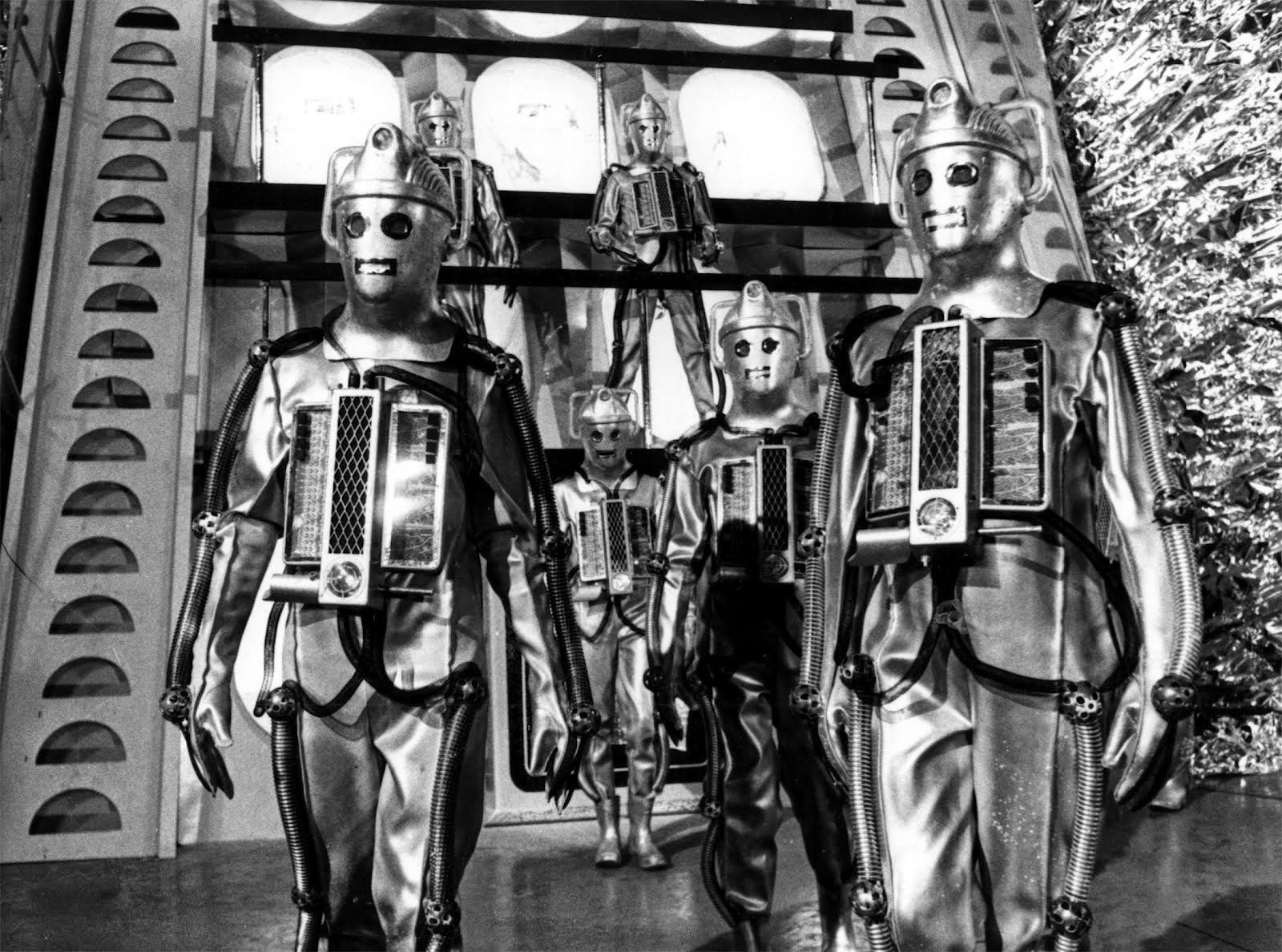 classic cybermen - photo #5