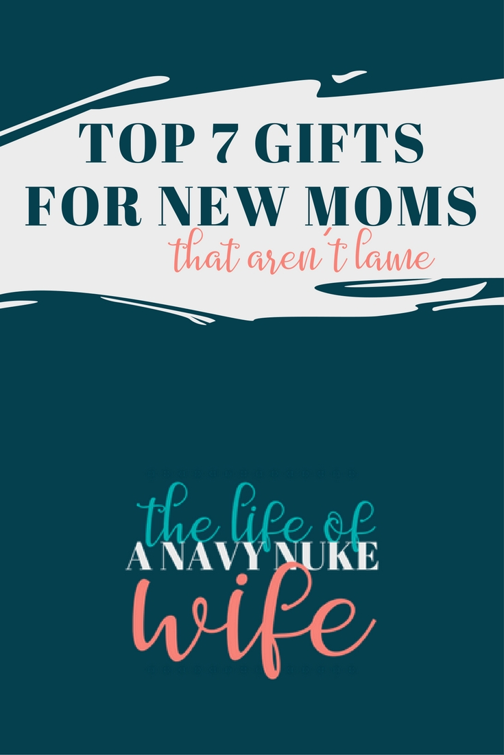 7 best gifts for new moms that aren t lame the life of for Best gifts to give mom