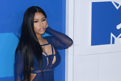 Nicki Minaj Has Released A New Song In Los Angeles