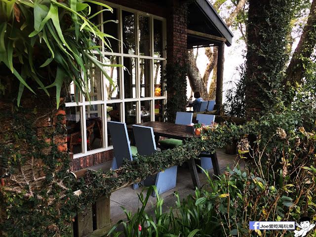 IMG 2517 - 【新竹旅遊】六號花園 景觀餐廳 | 隱藏在新竹尖石鄉的森林秘境,在歐風建築裡的別墅享受芬多精下午茶~