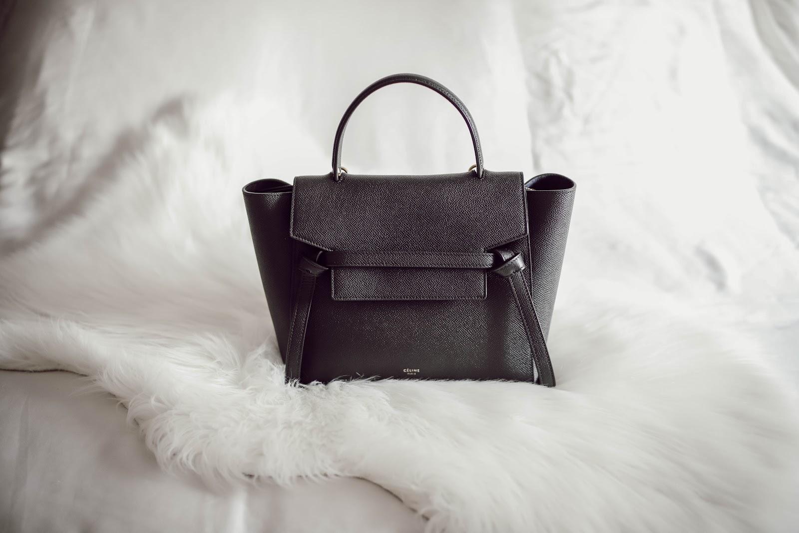 6a379f1567 Céline Micro Belt Bag
