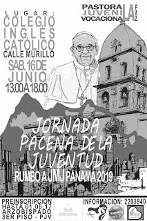 JORNADA DE LA JUVENTUD PACEÑA