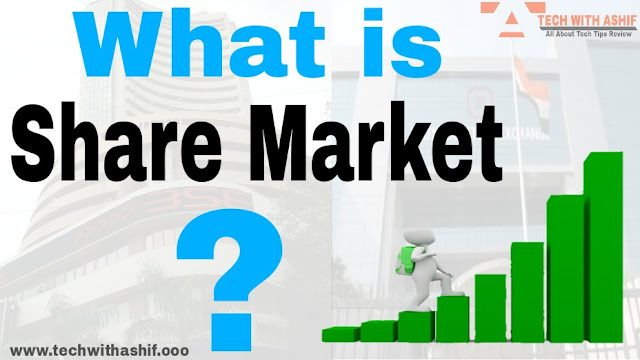 What is the share market and how to invest money in it?, what is share market, what is stock market, what is share