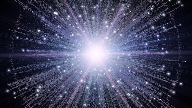 Ilustração do Big-Bang
