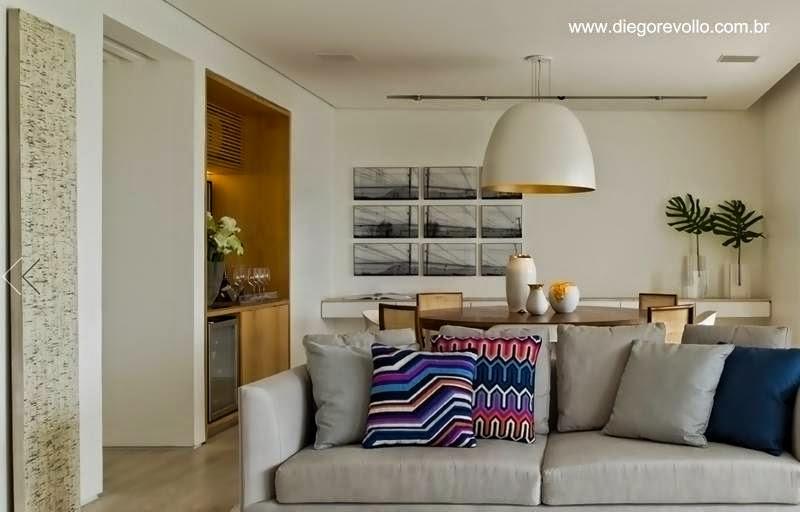 Diseño interior de Diego Revollo de Brasil