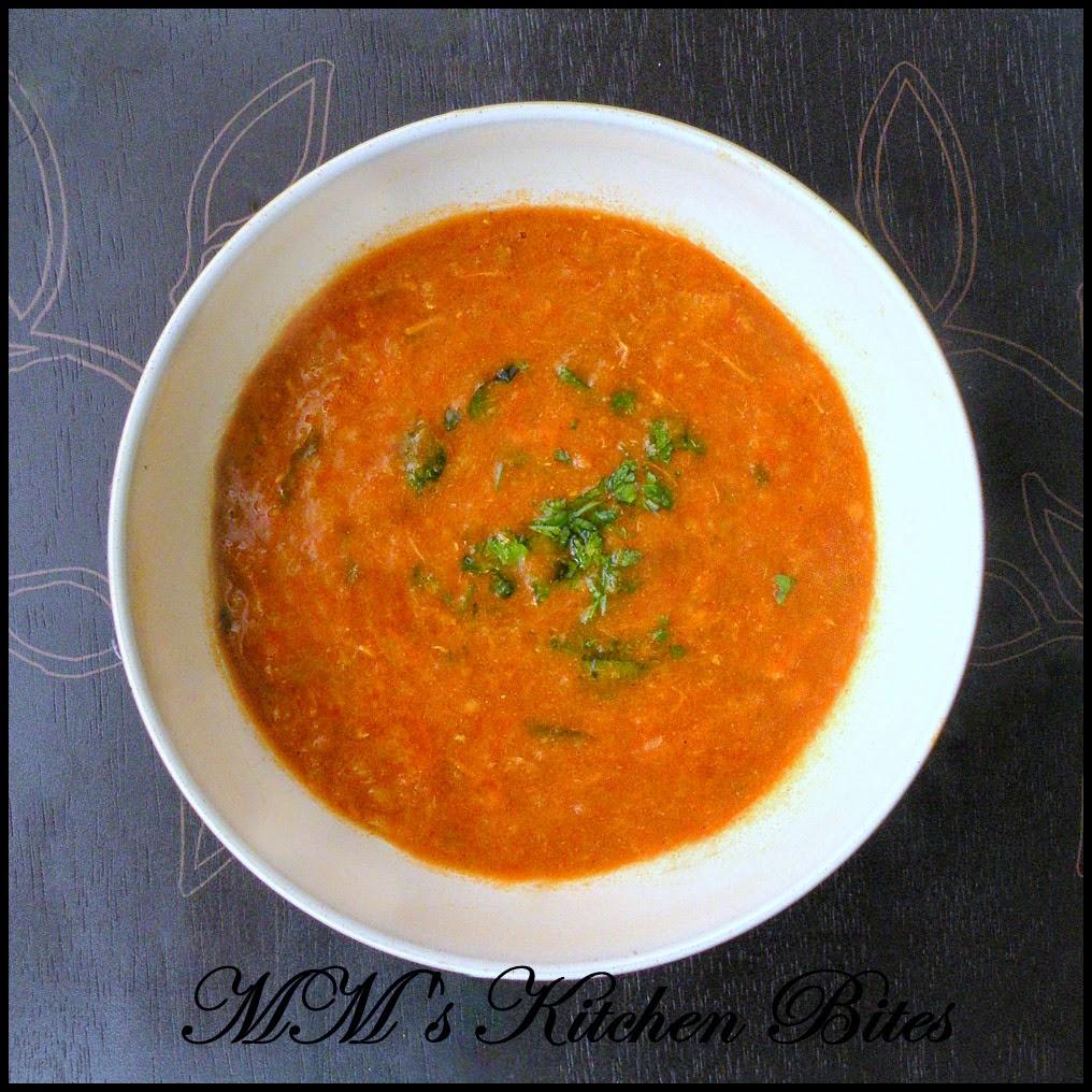 Mulligatawny Soup mmskitchenbites