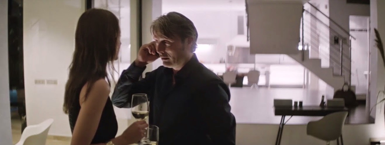 Mads Mikkelsen, BoConcept, the call, mobiliario, interiorismo, decoración, concurso, Suits and Shirts, fashion films, luxury,
