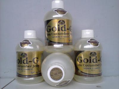 Gold G Jelly Gamat Obat Segala Penyakit Paling Ampuh
