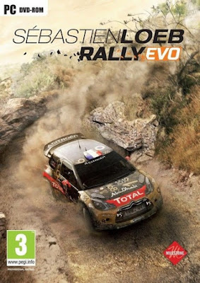 Sebastien Loeb Rally EVO Game PC Direct Link