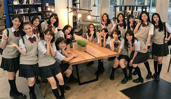 Lirik Lagu Indahnya Senyum Manismu Dalam Mimpiku - JKT48