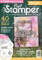 Oct 2016 Craft Stamper