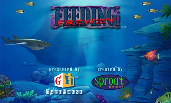 تحميل لعبة feeding frenzy 3 كاملة