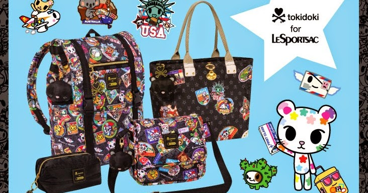8a74e264c5 being MVP: Blog Pop Christmas Wishes | LeSportSac tokidoki + #Giveaway  #bpopevents