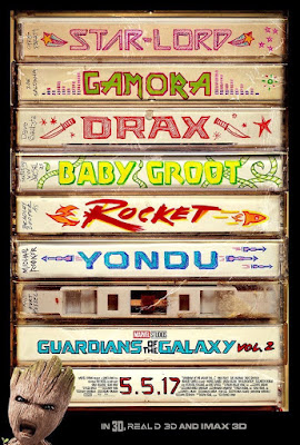 poster guardians of the galaxy 2