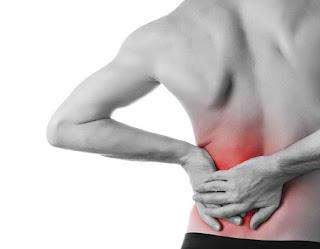 gambar / ilustrasi sakit pinggang