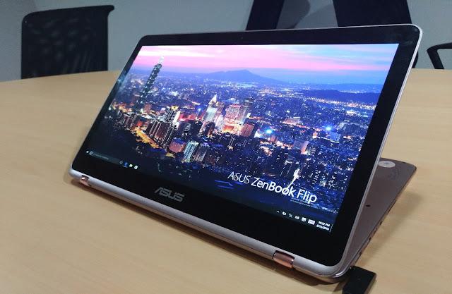 ASUS ZenBook Flip UX360UA Touchscreen